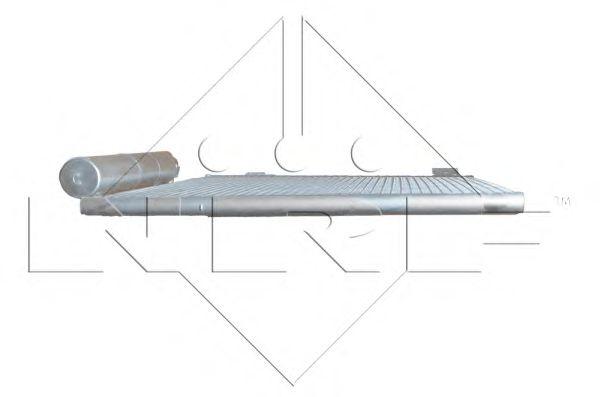 Конденсер кондиціонера NRF 35759