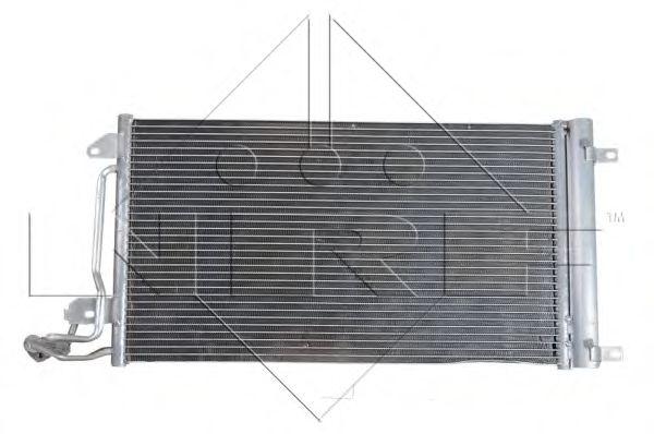 Конденсатор, кондиционер NRF арт. 35910