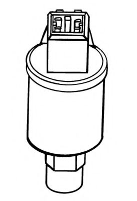 Пневматический выключатель, кондиционер NRF арт.
