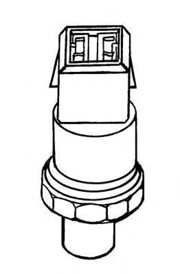Пневматический выключатель, кондиционер NRF арт. 38901