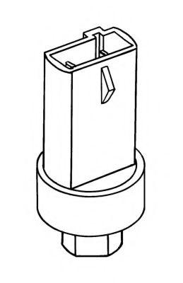 Пневматический выключатель, кондиционер NRF арт. 38906