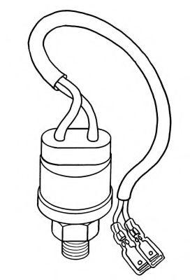 Пневматический выключатель, кондиционер NRF арт. 38907