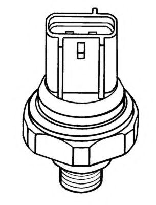 Пневматический выключатель, кондиционер NRF арт. 38909