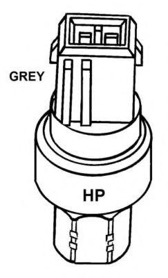 Пневматический выключатель, кондиционер NRF арт. 38910