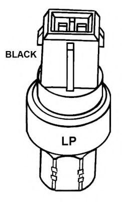 Пневматический выключатель, кондиционер NRF арт. 38911