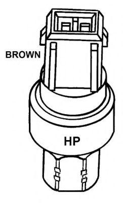 Пневматический выключатель, кондиционер NRF арт. 38913