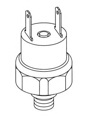Пневматический выключатель, кондиционер NRF арт. 38914