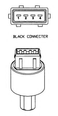Пневматический выключатель, кондиционер NRF арт. 38927