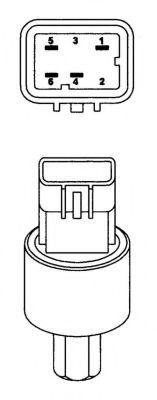 Пневматический выключатель, кондиционер NRF арт. 38929