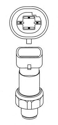 Пневматический выключатель, кондиционер NRF арт. 38930