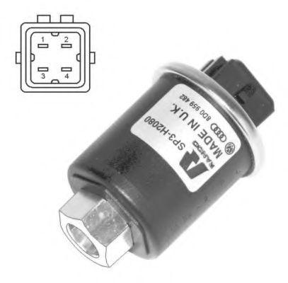Пневматический выключатель, кондиционер NRF арт. 38938