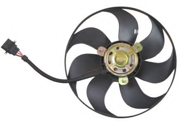 Вентилятор, охлаждение двигателя NRF арт. 47064