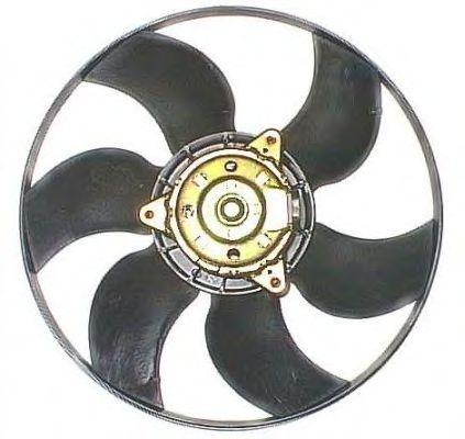 Вентилятор, охлаждение двигателя NRF арт. 47362