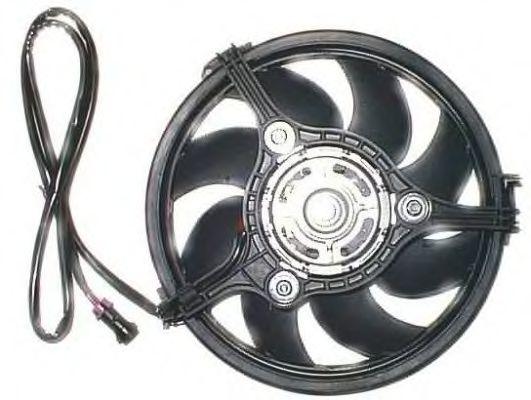 Вентилятор, охлаждение двигателя NRF арт. 47383