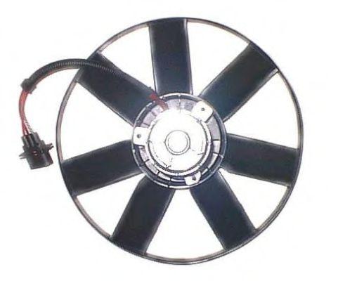 Вентилятор, охлаждение двигателя NRF арт.