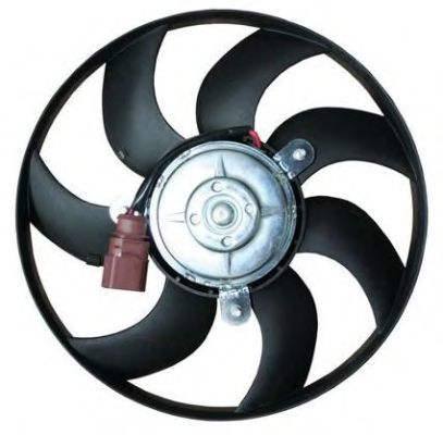 Вентилятор, охлаждение двигателя NRF арт. 47388