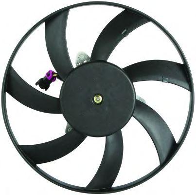 Вентилятор, охлаждение двигателя NRF арт. 47417