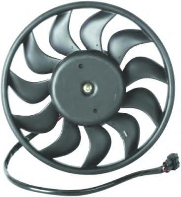 Вентилятор, охлаждение двигателя NRF арт. 47418