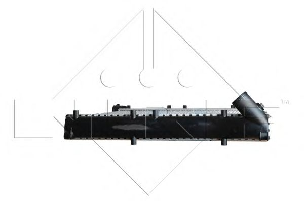 Радіатор охолоджування NRF 503001