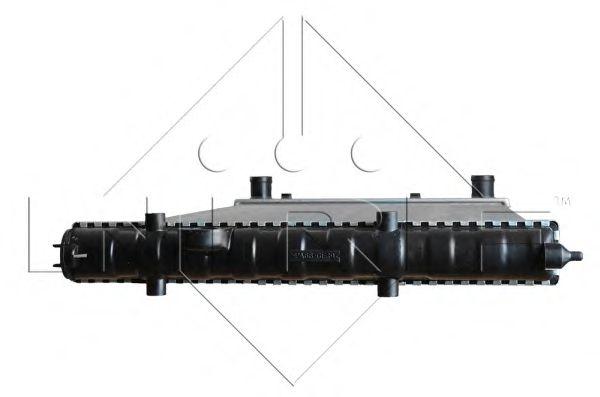 Радіатор охолоджування NRF 50458