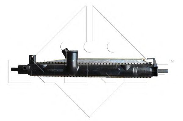 Радіатор охолоджування NRF 504647