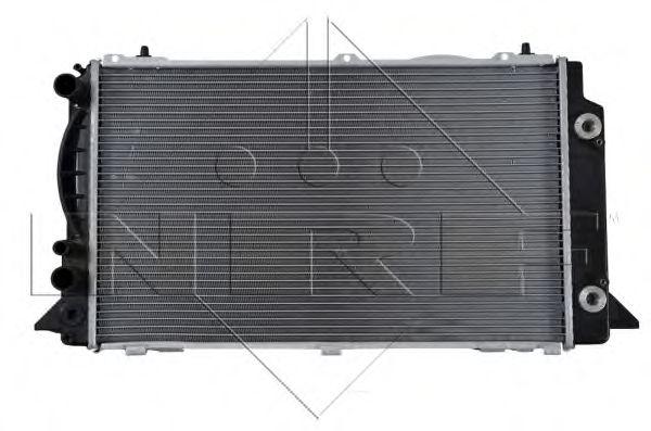 Радиатор, охлаждение двигателя NRF арт. 50528
