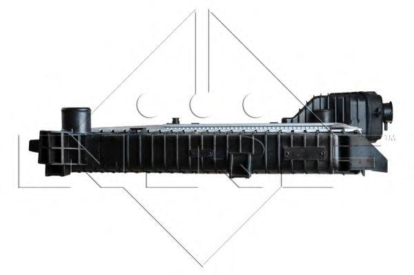 Радіатор охолоджування NRF 50558