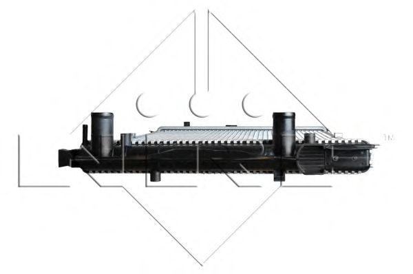 Радіатор охолоджування NRF 509515