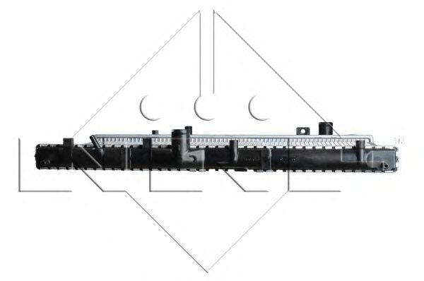 Радіатор охолоджування NRF 509517