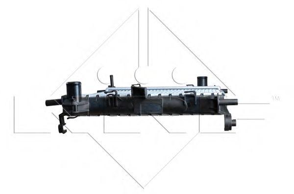 Радіатор охолоджування NRF 509614