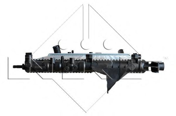 Радіатор охолоджування NRF 519513