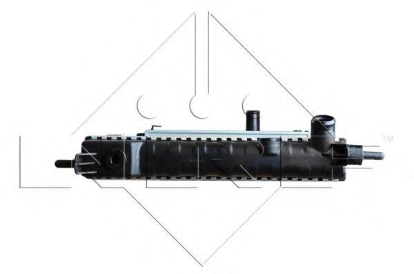 Радіатор охолоджування NRF 52204