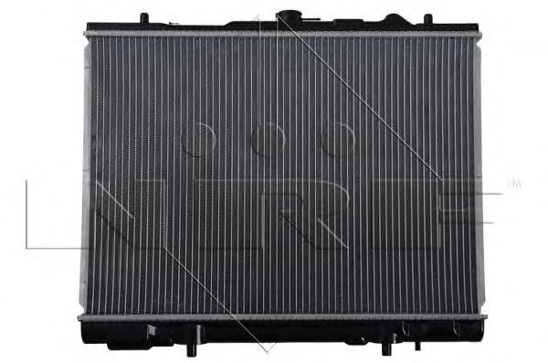 Радиатор, охлаждение двигателя NRF арт. 52233