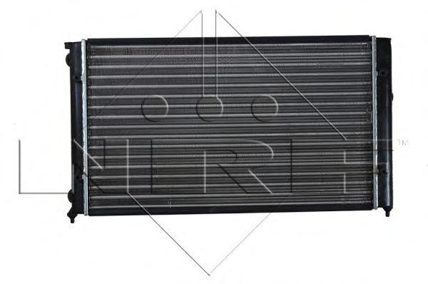 Радиатор, охлаждение двигателя NRF арт. 529501
