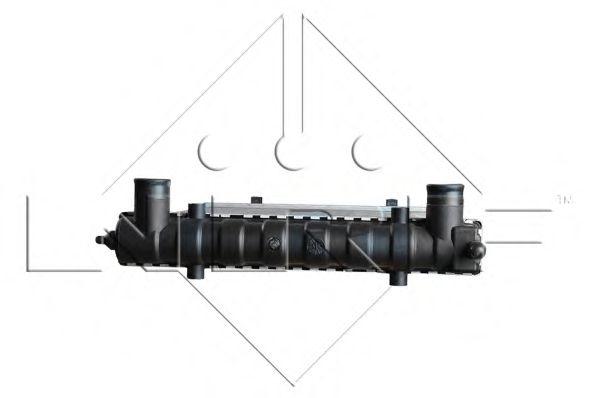 Радиатор, охлаждение двигателя NRF арт. 529505