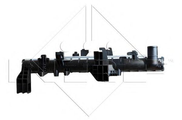 Радіатор охолоджування NRF 53154