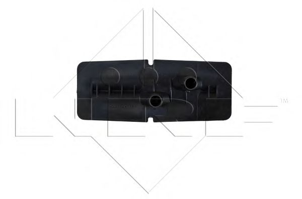 Радіатор пічки NRF 53205