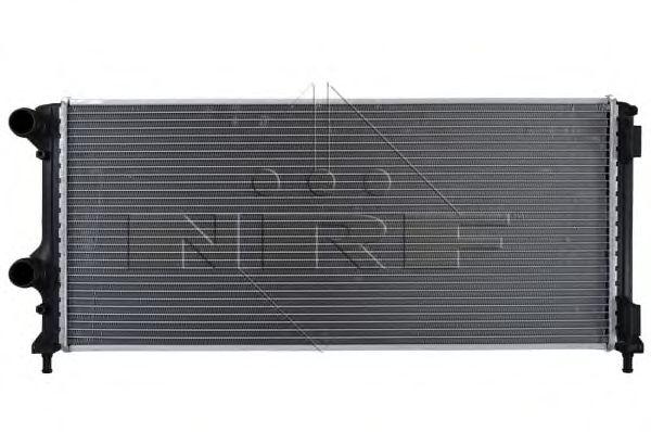 Радиатор, охлаждение двигателя NRF арт. 53245