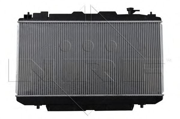 Радиатор, охлаждение двигателя NRF арт. 53324
