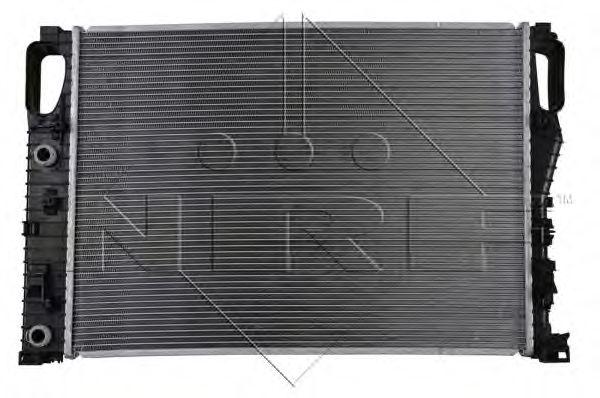 Радиатор, охлаждение двигателя NRF арт. 53422