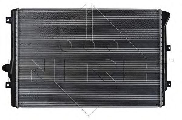 Радиатор, охлаждение двигателя NRF арт. 53425