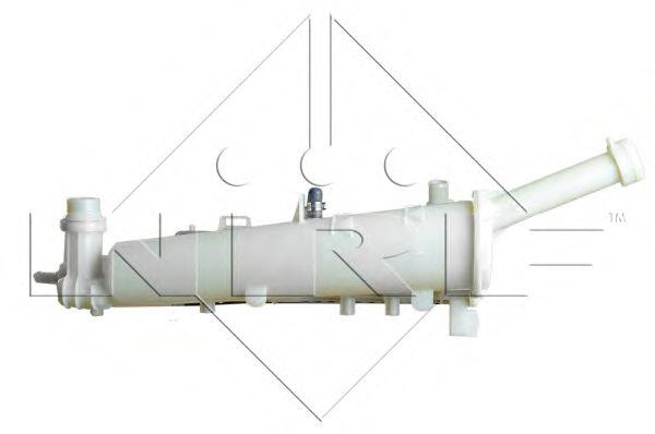 Радиатор, охлаждение двигателя NRF арт. 53526