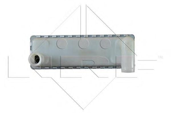 Радіатор пічки NRF 53555