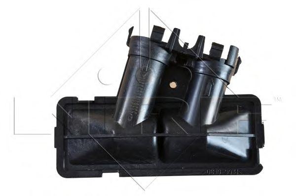 Радіатор пічки NRF 53561