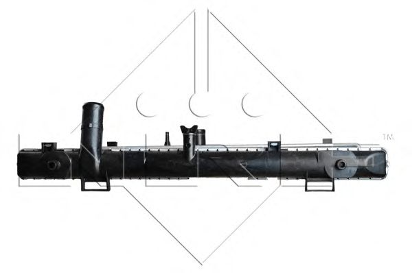 Радіатор охолоджування NRF 53582