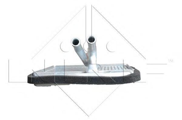 Радіатор пічки NRF 53633
