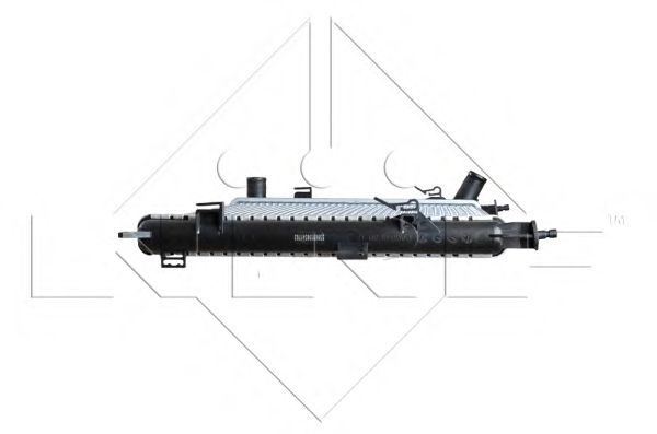 Радіатор охолоджування NRF 53696