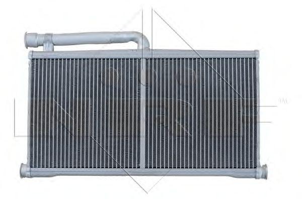 Теплообменник, отопление салона NRF арт. 54206
