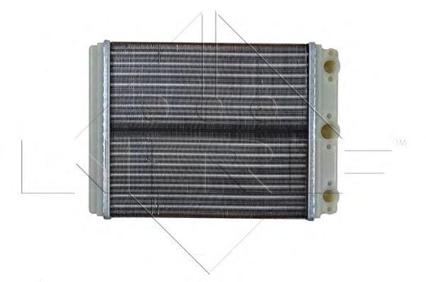 Теплообменник, отопление салона NRF арт. 54249