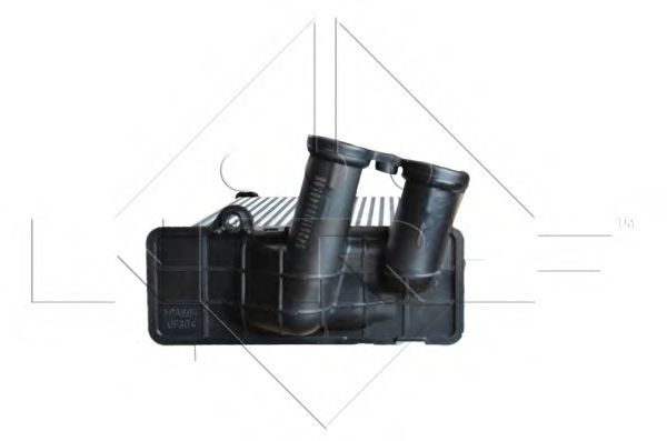 Радіатор пічки NRF 54251